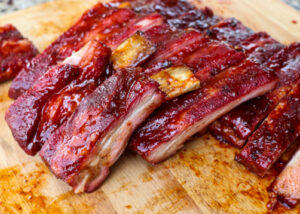 apple pie ribs